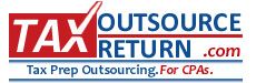 Outsource Tax Return